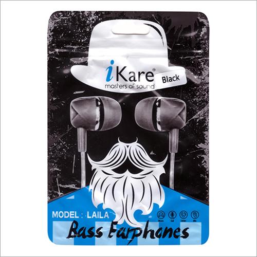 High Bass Earphone