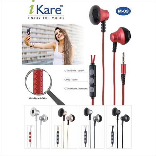 Durable Wire Earphone