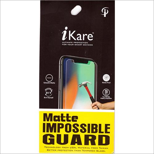 Matte Impossible Guard