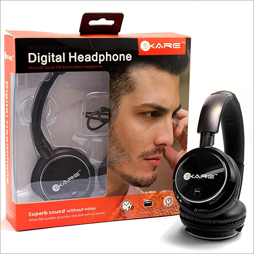 Digital Wireless Headphone