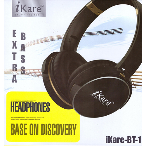 Extra Bass Headphones
