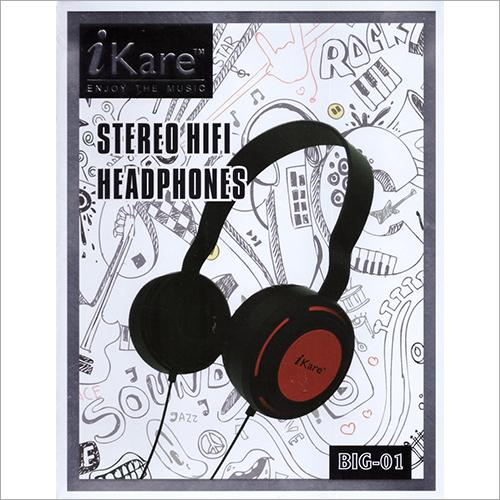 Stereo Hifi Headphones