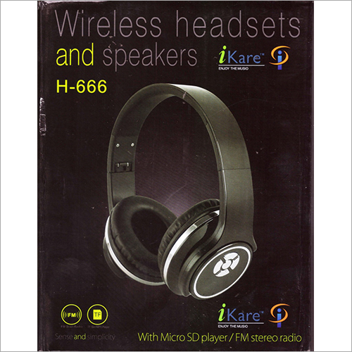 Wireless Speaker Headphones