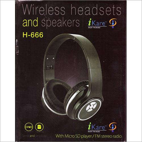 Wireless Speaker Headphones