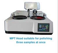 Double Disc Polishing Machine Semi Automatic