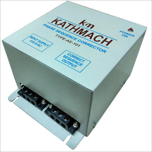 Kathmach Phase Sequence Corrector