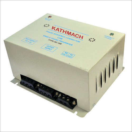 Kathmach Automatic Three Phase Sequence Corrector
