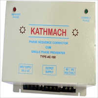 415 V Automatic Three Phase Sequence Corrector