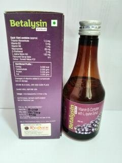 Betalysin Syrup