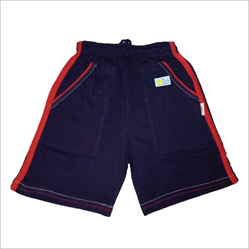 Boys Plain Cotton Shorts