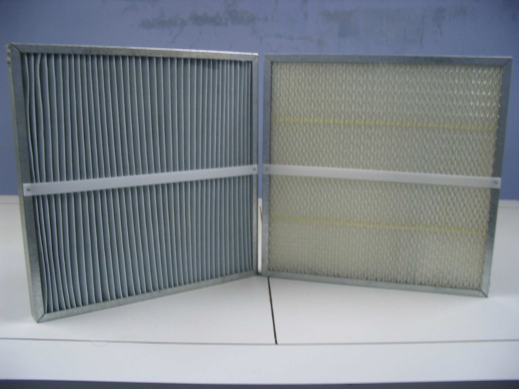 FRP Coated Air Filter