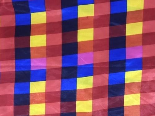 Banglori satin printed fabrics
