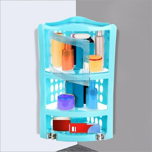 Bathroom Plastic Corner Rack