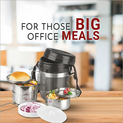 Thermosteel Hot Meal Container Lunch Box