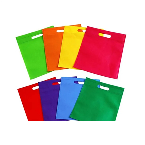 Multicolor Non Woven Carry Bag