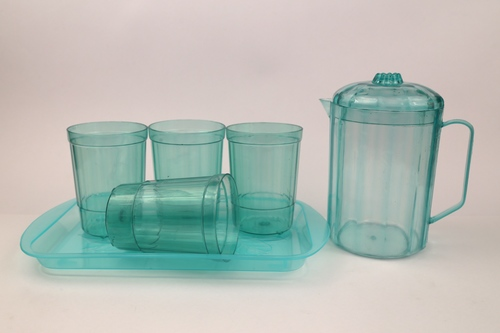 THUNDER PLASTIC JUICE SET