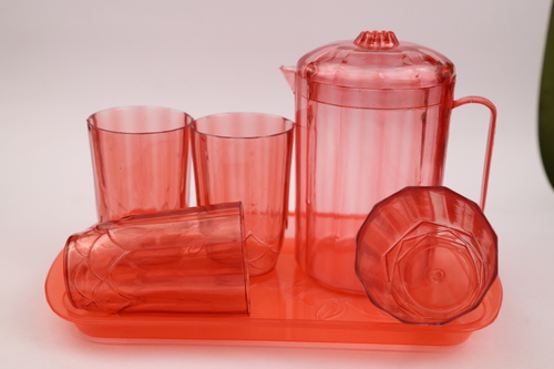 REFRESH PLASTIC JUICE SET