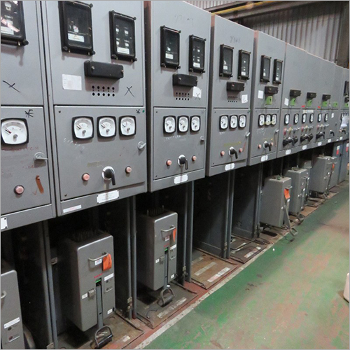 GEC BVP17 Oil Circuit Breaker Panel