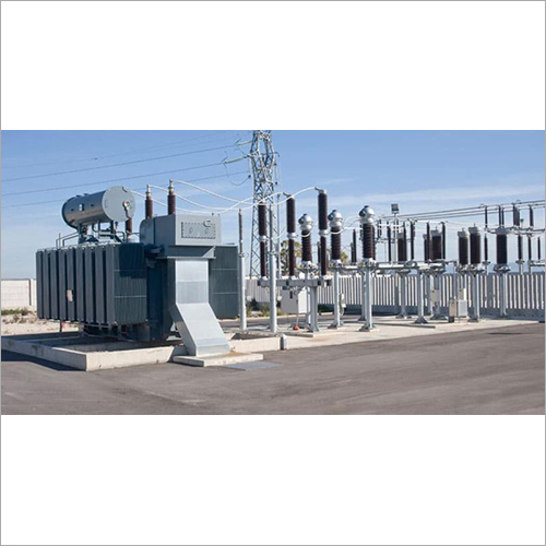 132 KV Electrical Substation