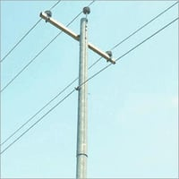 Steel Tubular Electric Pole