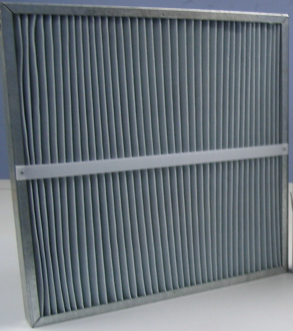 Panel Air Filter System