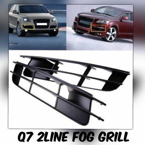 Audi Q7 2 Line Fog Lamp Cover