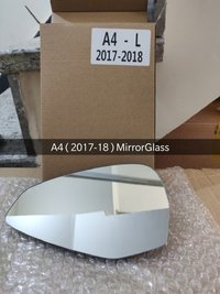 Audi A4 New Side Mirror Glass