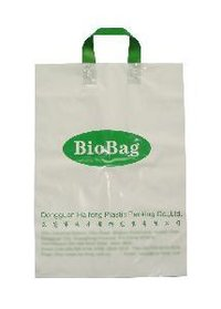 Compostable Biodegradable Shopping Bag