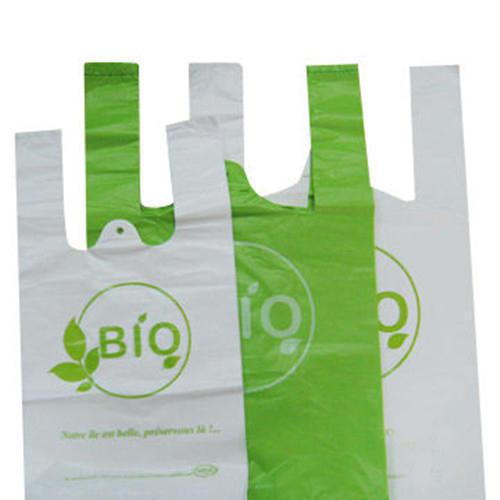 Bio Plastics Compostable Bag