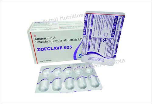 Zofclave-625 Tablet