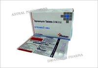 Antibiotic Tablet