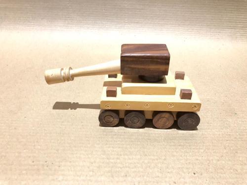 Wooden Tank