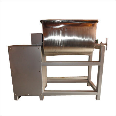 Batch Mixer For Row Material