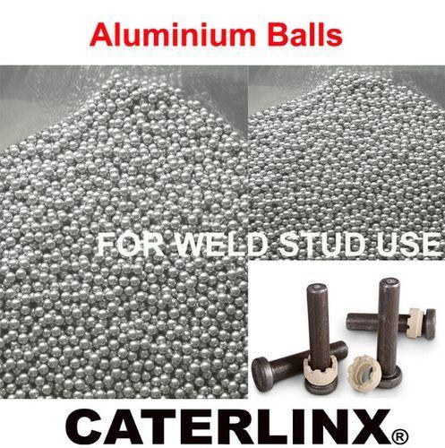 High Quality Aluminium Balls for Weld Stud Application