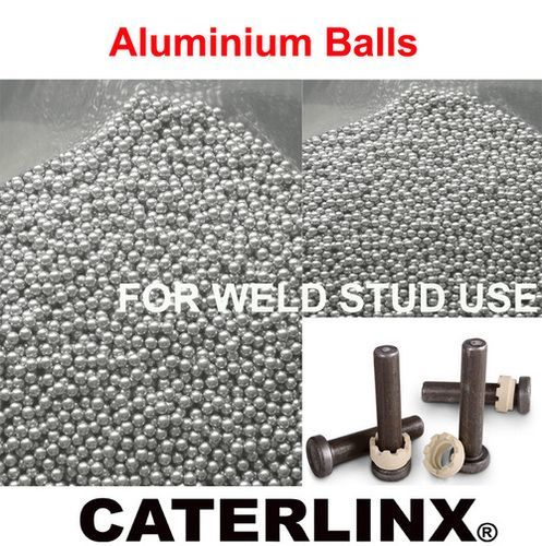 High Quality Aluminium Balls for Weld Stud Application