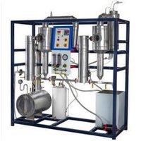 Double Effect Evaporator Unit apparatus