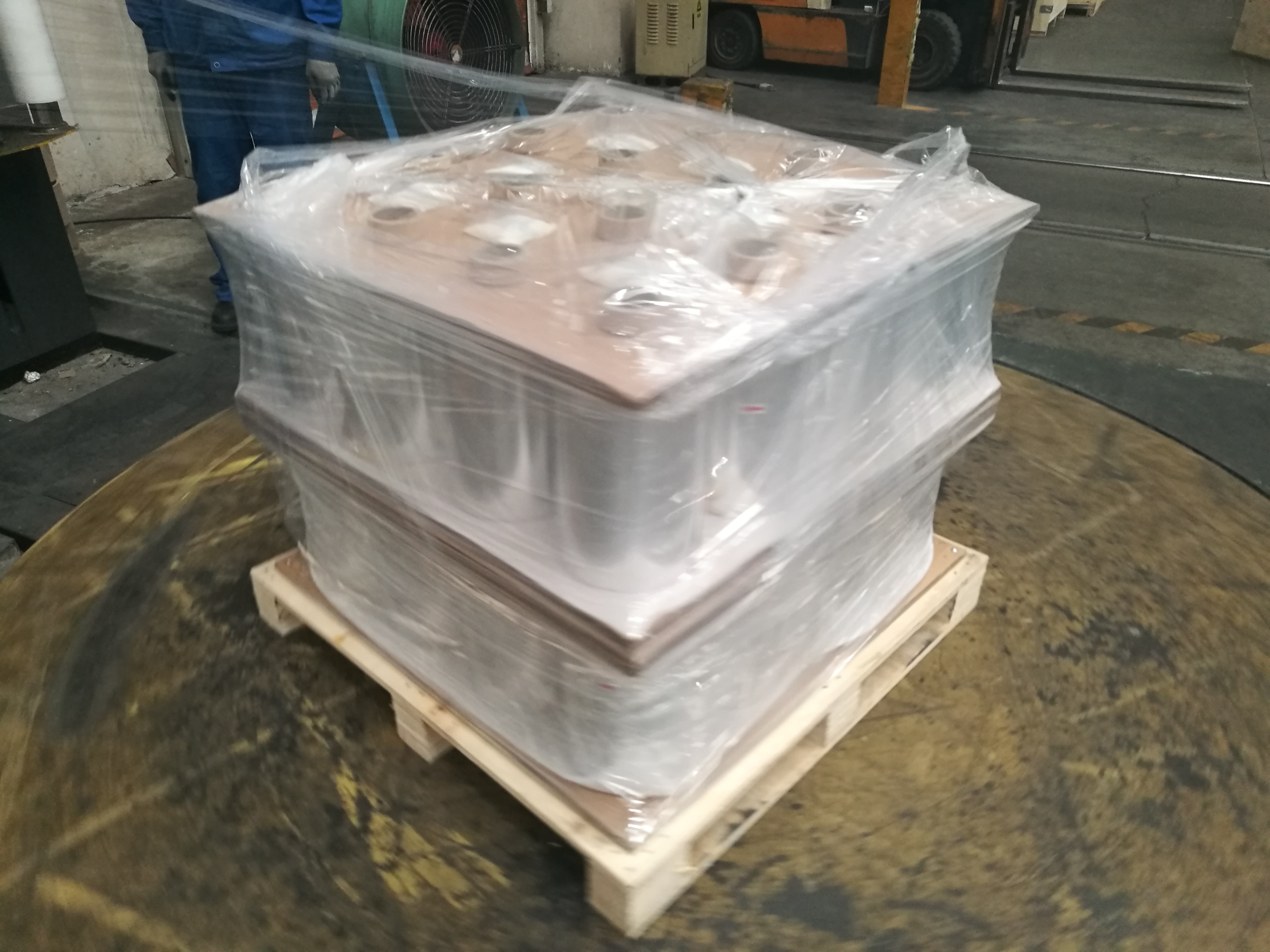 Aluminium Foils for Power Capacitor Application