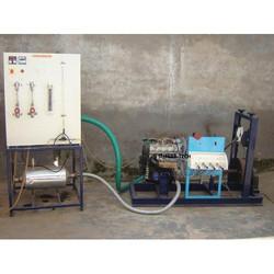 Four Cyclinder Four Stroke Diesel Engine Test Rig