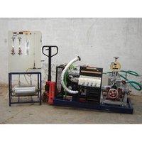 Petrol Engine Test Rig 4 Cylinder 4 Stroke