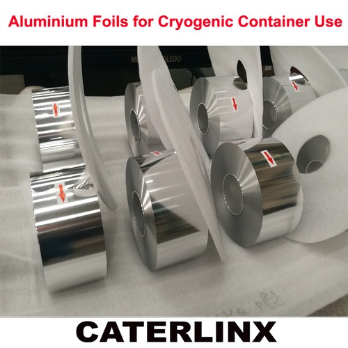 Aluminium Foils for Cryogenic Container Application