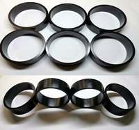 4 Poles Rotor Magnet Rings( Ring Magnets) for Locomotive Carriage Fans