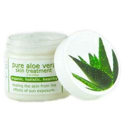 Pure Aloe Vera Skin Treatment Cream