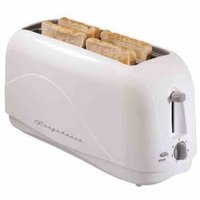 Electric Bread Toaster - 4 Slice