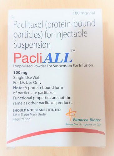 Pacliall Cancer Injection