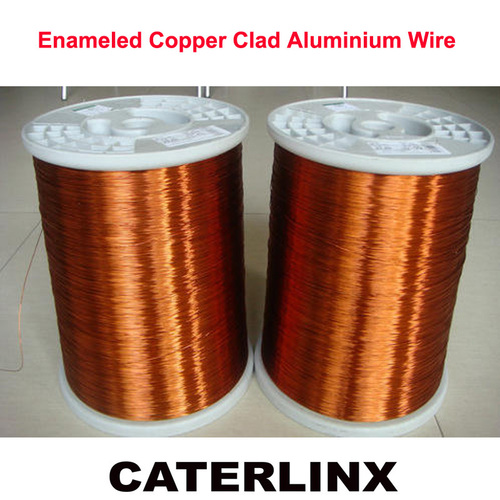 Enameled Copper Clad Aluminium (CCA) Wire