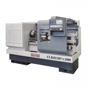 CNC Flat Bed Lathe Machine CLK6140P