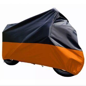 Waterproof Bike Barn Motorcycle Cover