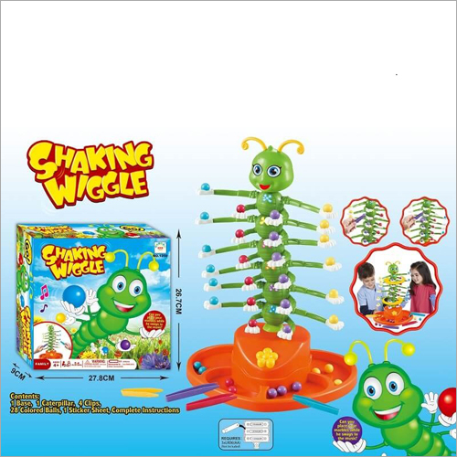 Battery Operated Shaking Wiggle Toy