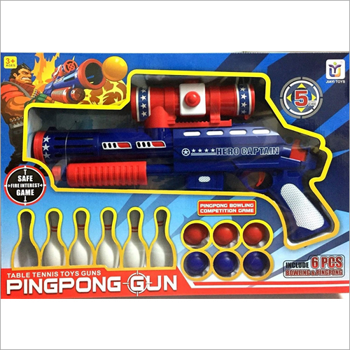Pingpong Table Tennis Toy Gun