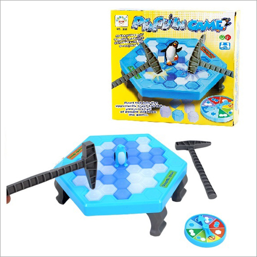Penguin Trap Ice Breaker Game